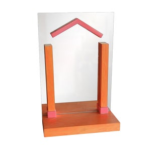 Ettore Sottsass Table Mirror For Sale