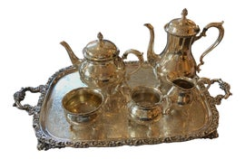 Image of Newly Made Wilcox Silver Plate Co.