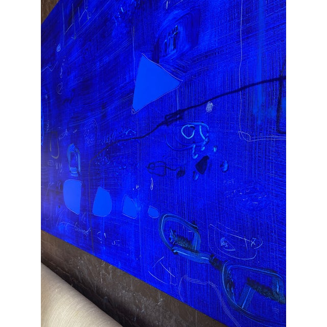 Monumental Contemporary Abstract XV by William McLure For Sale In Birmingham - Image 6 of 11