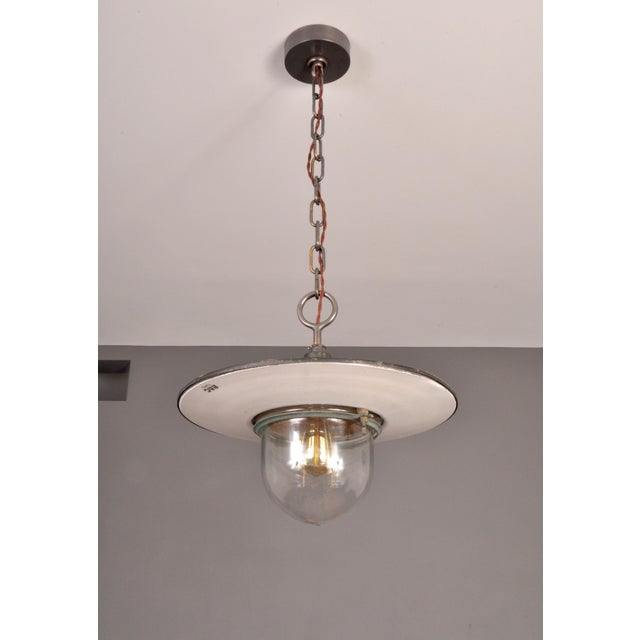 Industrial Bag Turgi, Street Lamp, Switzerland 1920s For Sale - Image 3 of 10
