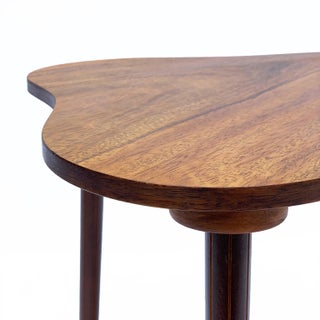 Vintage Danish Rosewood Organic Shaped Side Table Preview