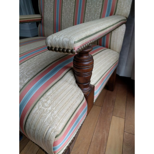 Lee Jofa Hollyhock Folly Chair - Image 3 of 4