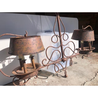 Chapman Rustic Coach-Style Chandelier Preview