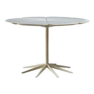 Richard Schultz Petal Coffee Table in White for Knoll, USA, 1960s For Sale