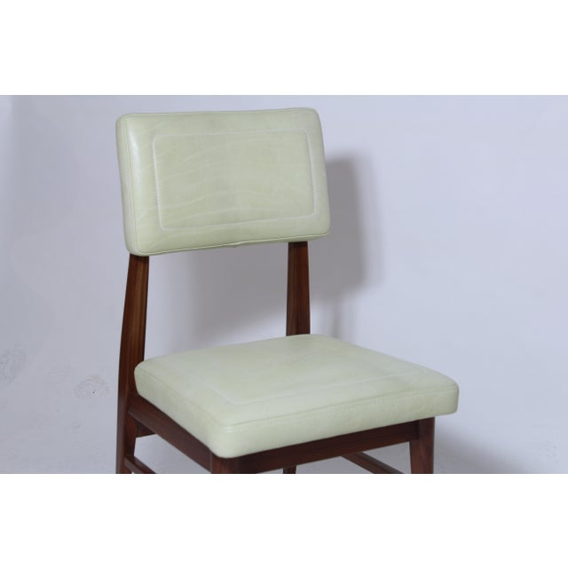 Mid-Century Modern Raphael Dining Chairs For Sale - Image 3 of 10