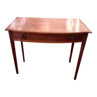 19th Century George III Writing Table For Sale