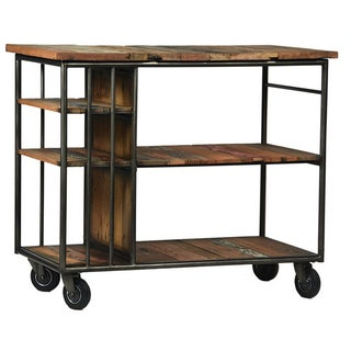 Industrial Shelving Tiered Trolly For Sale