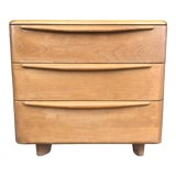 Image of 1960's Mid Century Modern Three Drawer Dresser by Heywood Wakefield For Sale
