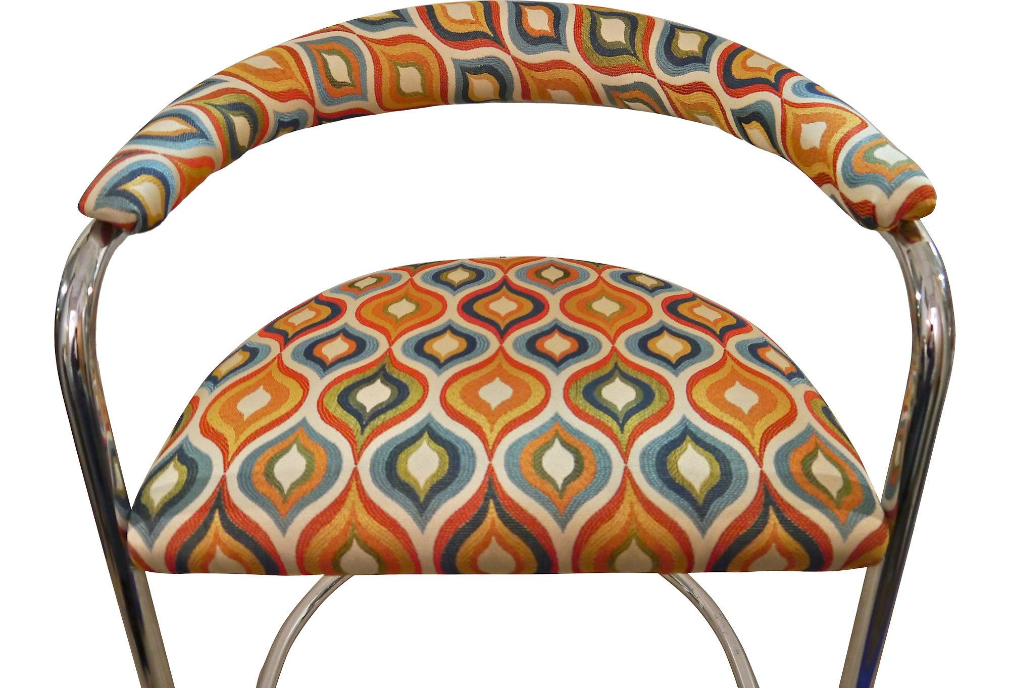 Contemporary Anton Lorenz Chairs For Thonet   A Pair For Sale   Image 3 Of 7