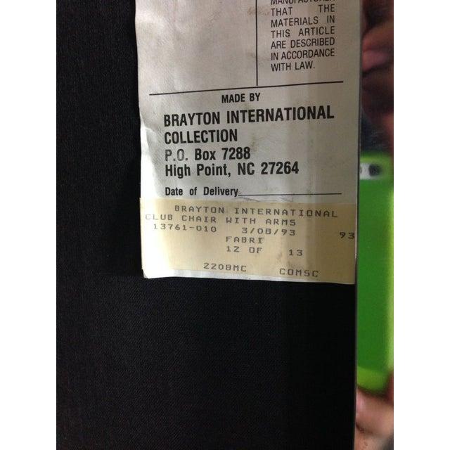 Brayton Club Chair - A Pair - Image 5 of 5