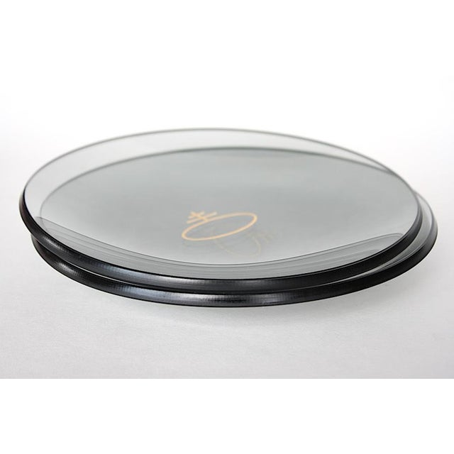 Gray Vintage Nabisco Cookie Plate For Sale - Image 8 of 13