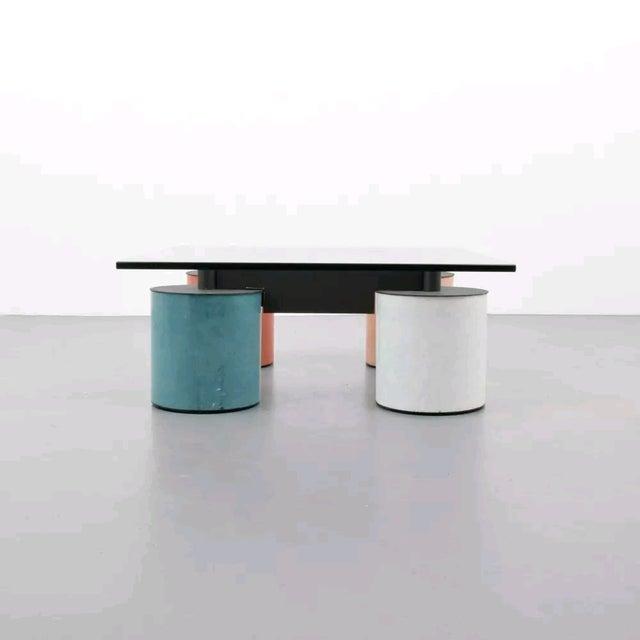 Rare Massimo Vignelli Coffee Table - Image 4 of 6