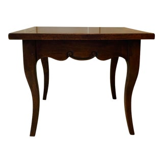 French Country Side Table For Sale