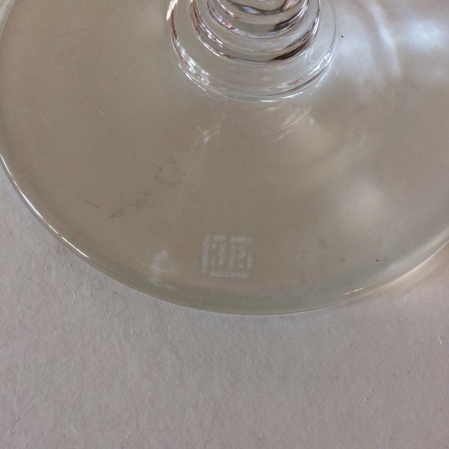 Classic Riedel Vinum Cabernet Glasses - Set of 4 - Image 5 of 9