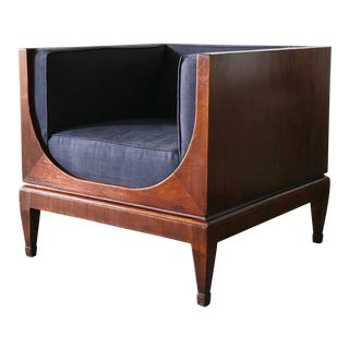 Frits Henningsen Club Chair For Sale