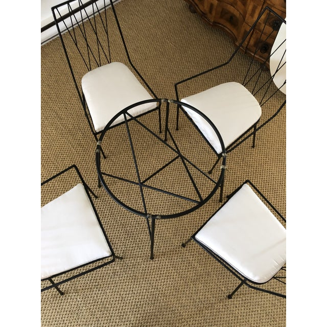 Paul McCobb Pavilion Collection Table and 4 Chairs For Sale - Image 10 of 12