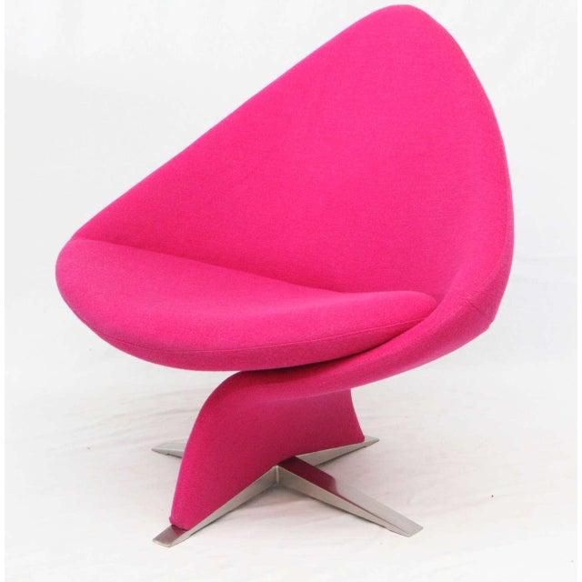 Unusual Danish Lounge Chair - Image 2 of 8