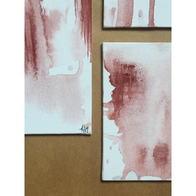 """""""Imbroglio"""" Original Modern Paintings - S/3 - Image 7 of 7"""