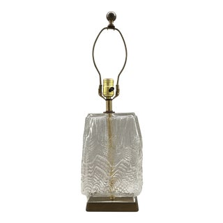 Single German Vintage Lamp For Sale