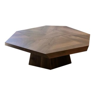 Four Hands Brooklyn Coffee Table in Blonde Yukas For Sale
