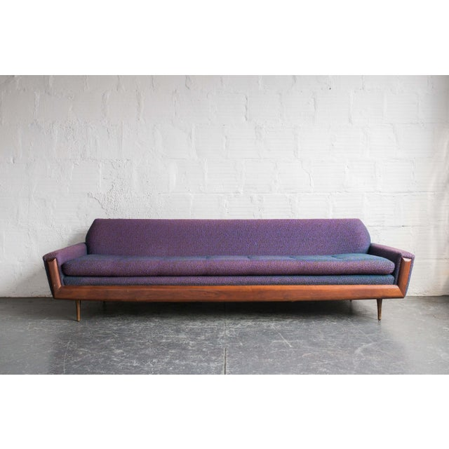 Danish Gondola Sofa - Image 2 of 9