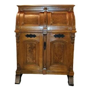 19c Standard Grade Wooton Desk For Sale