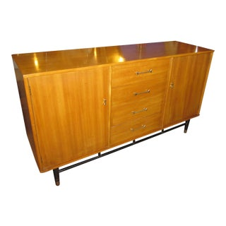 1960s Mid Century Milo Baughman for Drexel Credenza For Sale
