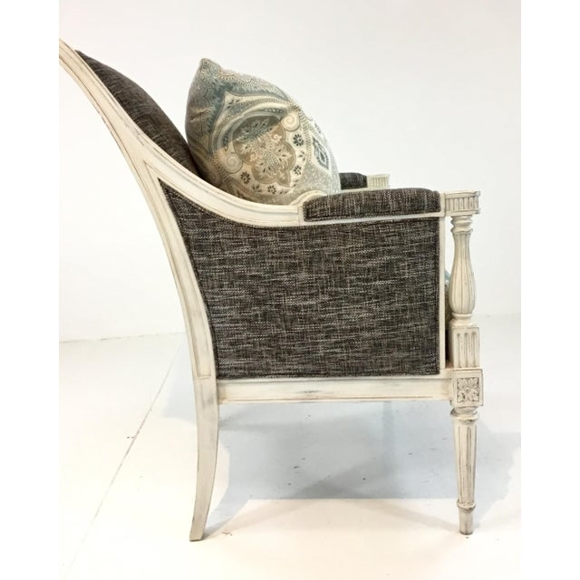 2010s Hickory Chair French Inspired Lucien Chair For Sale - Image 5 of 7