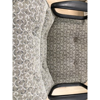 1980s Vintage Upholstered Original Knoll Office Chair Preview