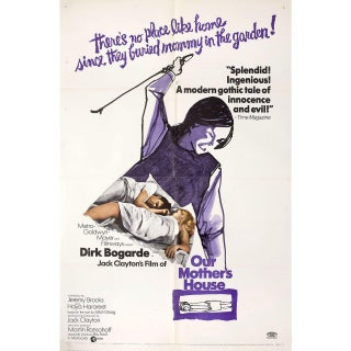 Our Mother's House 1967 U.S. One Sheet Film Poster For Sale
