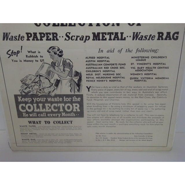 Vintage Red Cross Newspaper Advertisement 1940 - Image 5 of 6