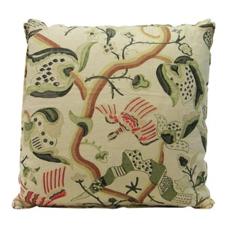 """Tree of Life"" Pillow"