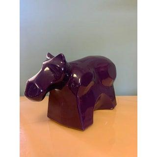 Vintage Vanguard Hippo Figurine Preview