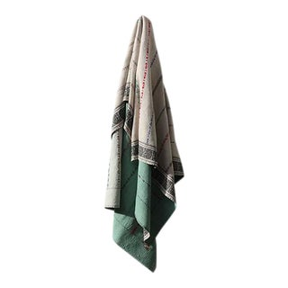 Yarrow Vintage Throw