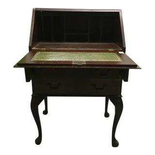Late 19th Century Mahogany Bureau