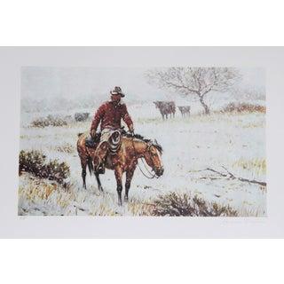 Duane Bryers, Winter Coats, Lithograph For Sale