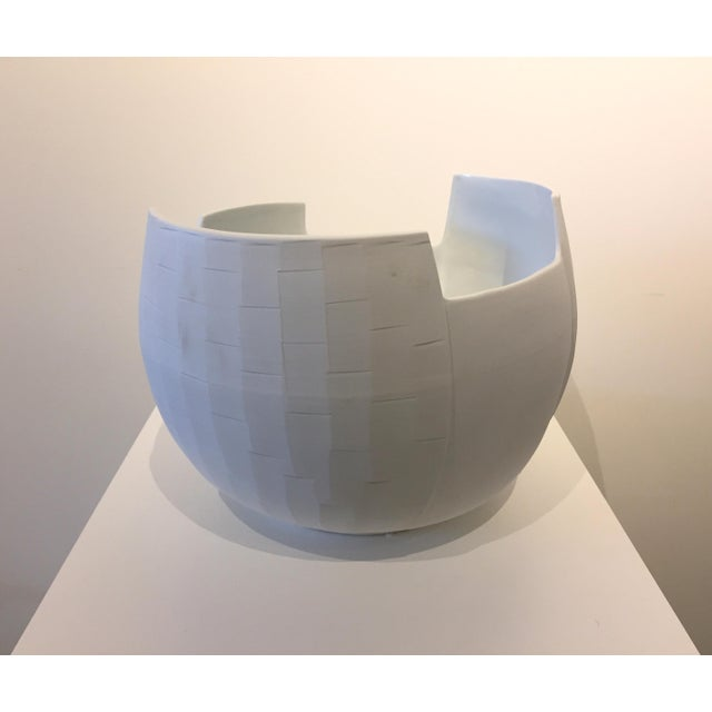 Abstract Abstracted Birch Bowl For Sale - Image 3 of 5
