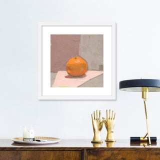 """Small """"Clementine II"""" Print by Caitlin Winner, 18"""" X 18"""" Preview"""