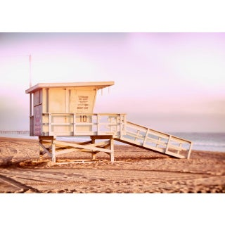 Contemporary 'Beach Scenes' Photography by Kristin Hart, 48x32 For Sale