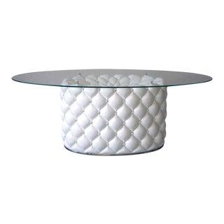 Italian Ceramic Coffee Table by Trea For Sale