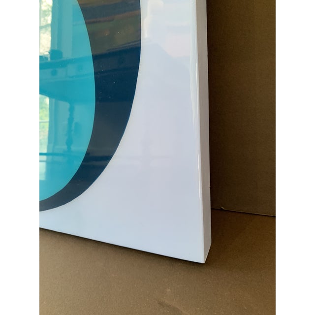 2010s Stephanie Henderson Glossy Double Dot on Panel For Sale - Image 5 of 7