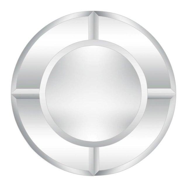 Karl Springer Large Saturn Wall Mirror For Sale - Image 10 of 10
