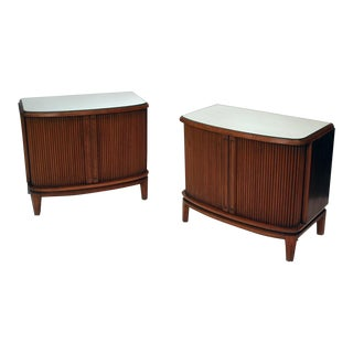 1950's Mid-Century Modern Night Stands - a Pair For Sale