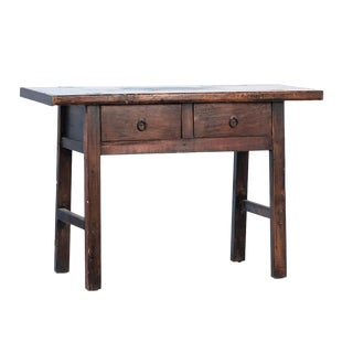 Antique Ming Console Table For Sale