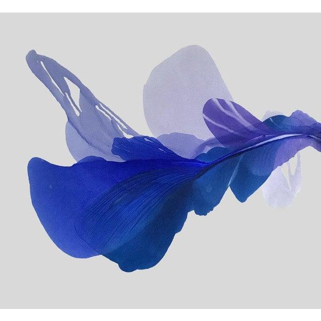 Marta Spendowska, 'The Blue Bell' Painting, 2018 For Sale