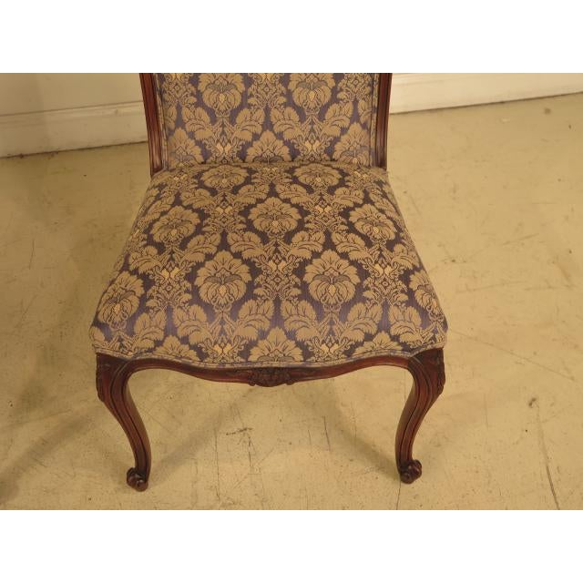 EJ Victor French-Style Dining Room Chairs - Set of 8 - Image 5 of 11