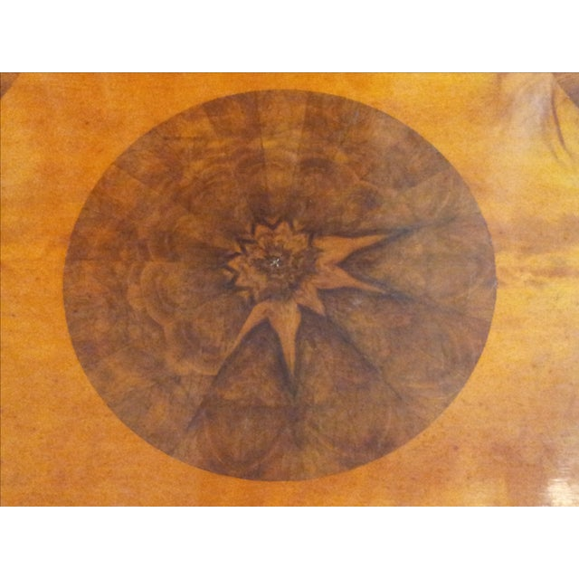 Art Deco Games Table - Image 7 of 8
