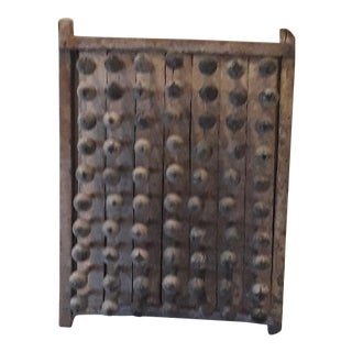 Vintage Balloon Making Mold For Sale