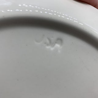 Royal China's Currier & Ives Blue Dessert/ Pie Plates - Set of 8 Preview