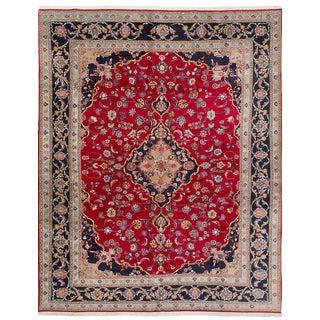 "Kashmar Persian Rug, 9'6"" x 12'8"" feet"
